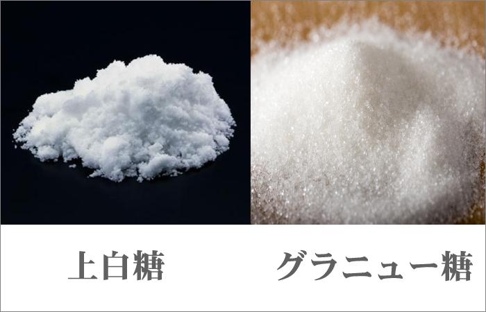 糖 グラニュー