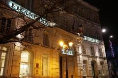 夜のホテルフランソワプルミエ
